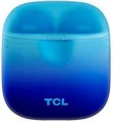 Гарнітура TCL SOCL500TWSBL-RU Ocean Blue