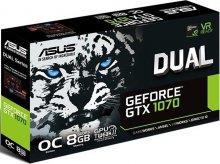 Відеокарта ASUS GTX1070 Dual (DUAL-GTX1070-O8G)