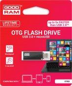 Флешка USB GoodRam Twin 16 ГБ (OTN3-0160K0R11) чорна