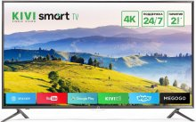 Телевізор LED Kivi 49UX10S (Smart TV, Wi-Fi, 3840x2160)