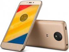 Смартфон Motorola Moto C PLUS XT1723 2/16 ГБ золотий