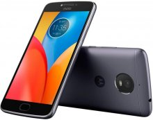 Смартфон Motorola Moto E4 Plus PA700043UA Iron Gray