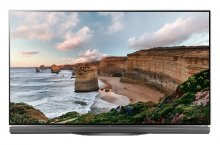 Телевізор OLED LG OLED55E6V (3D, Smart TV, Wi-Fi, 3840x2160)