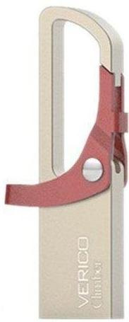 Флешка USB Verico Climber 32GB 1UDOV-RFRD33-NN Red