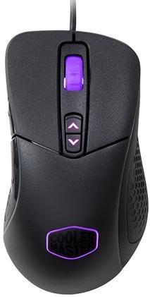 Миша Cooler Master MasterMouse MM530 Black (SGM-4007-KLLW1)