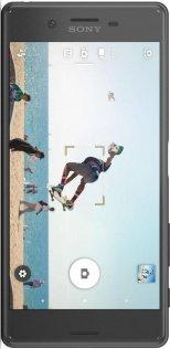 Смартфон Sony Xperia X F5122 чорний екран