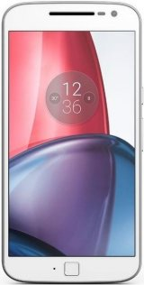 Смартфон Motorola Moto G4 Plus XT1642 білий