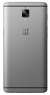 Смартфон One Plus 3 сірий