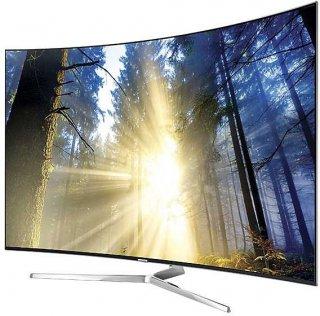 Телевізор LED Samsung UE55KS9000UXUA (Smart TV, Wi-Fi, 3840x2160)
