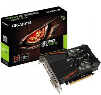 Відеокарта Gigabyte GTX 1050 Ti (GV-N105TD5-4GD)