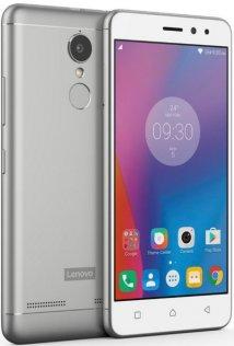 Смартфон Lenovo Vibe K6 (K33A48) сріблястий