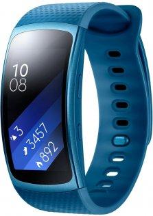 Фітнес браслет Samsung Gear Fit 2 Blue (SM-R3600ZBASEK)