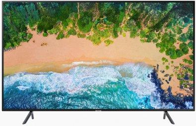 Телевізор LED Samsung UE43NU7100UXUA (Smart TV, Wi-Fi, 3840x2160)