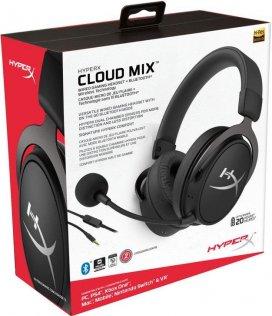 Гарнітура Kingston HyperX Cloud MIX Bluetooth Black (HX-HSCAM-GM)