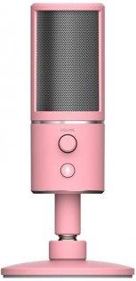 Мікрофон Razer Seiren X Quartz Pink (RZ19-02290300-R3M1)