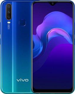Смартфон Vivo Y15 4/64GB Aqua Blue