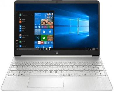 Ноутбук HP 15s-eq0005ur 8PK76EA Silver