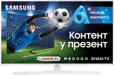 Телевізор LED Samsung UE43RU7410UXUA (Smart TV, Wi-Fi, 3840x2160)