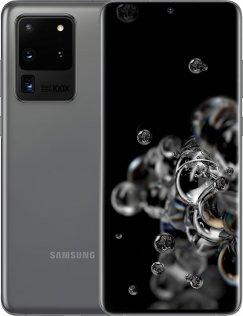 Смартфон Samsung Galaxy S20 Ultra 12/128GB SM-G988BZADSEK Cosmic Gray