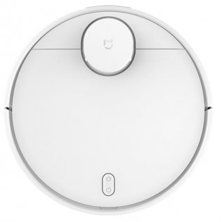 Робот-пылесос Xiaomi Mijia LDS Robot Vacuum Cleaner MOP White
