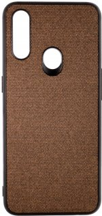 Чохол-накладка Milkin - Creative Fabric Phone Case для Oppo A31- Brown