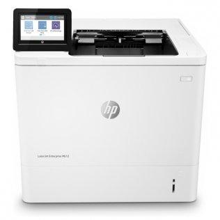 Лазерний чорно-білий принтер HP LaserJet Enterprise M612dn A4