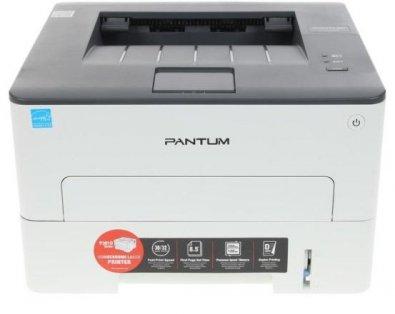 Лазерний чорно-білий принтер Pantum P3010D A4
