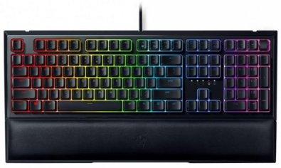 Клавіатура, Razer Ornata V2 USB, Black ( Gaming )