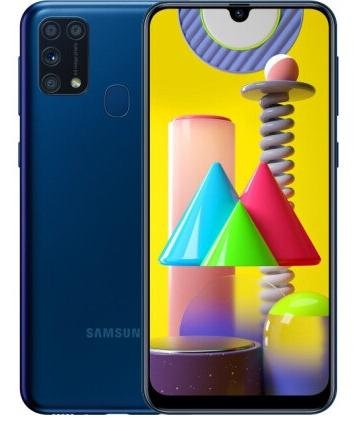 Смартфон Samsung Galaxy M31 M315F 6/128GB SM-M315FZBVSEK Blue