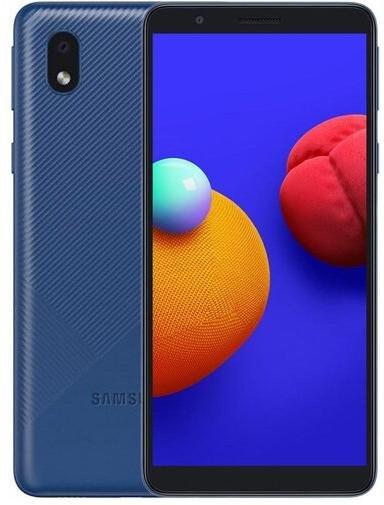 Смартфон Samsung Galaxy A01 Core A013 1/16GB SM-A013FZBDSEK Blue