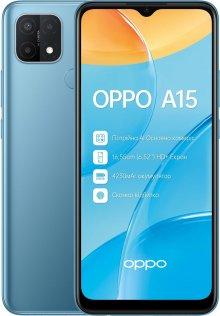 Смартфон OPPO A15 2/32GB Blue