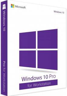 Програмне забезпечення Microsoft Windows Pro for Workstations 10 64-bit Ukrainian 1pk DVD (OEM)