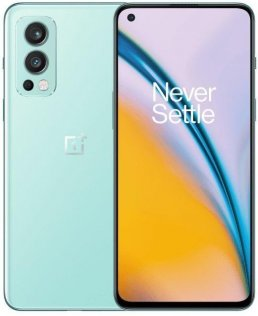 Смартфон OnePlus Nord 2 DN2103 8/128GB Haze Blue