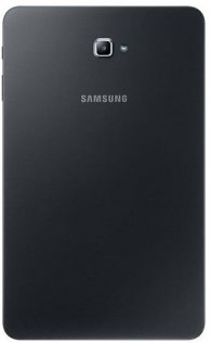 Планшет Samsung Galaxy Tab A T585 (SM-T585NZKASEK) вигляд ззаду