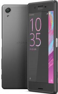 Смартфон Sony Xperia X F5122 чорний екран і задня частина