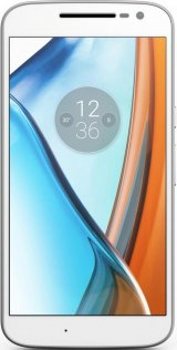 Смартфон Motorola Moto G4 XT1622 білий