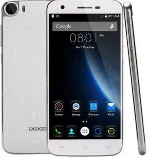 Смартфон Doogee F3 білий