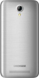 Смартфон Doogee Y100 Pro сріблястий