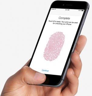 Смартфон Apple iPhone 6s A1688 128 ГБ сірий