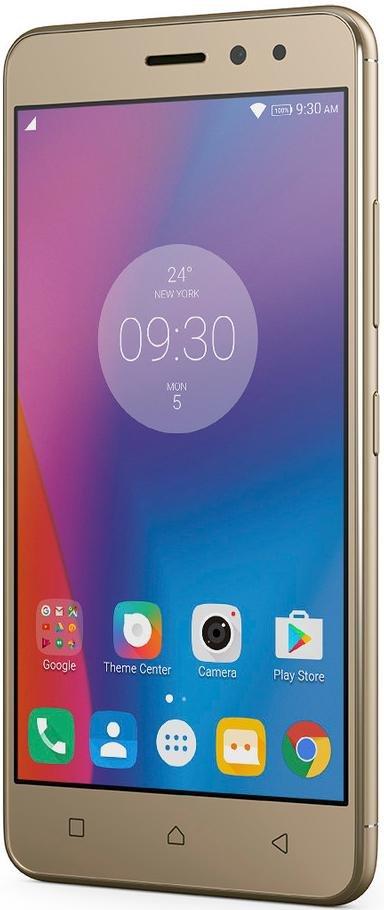 Смартфон Lenovo Vibe K6 (K33A48) золотий