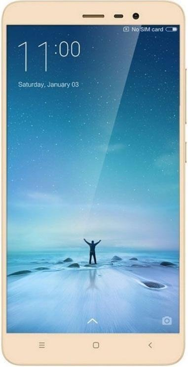 Смартфон Xiaomi Redmi Note 3 Pro SE 3/32 ГБ золотий