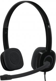 Гарнітура Logitech H151 Black (981-000589)