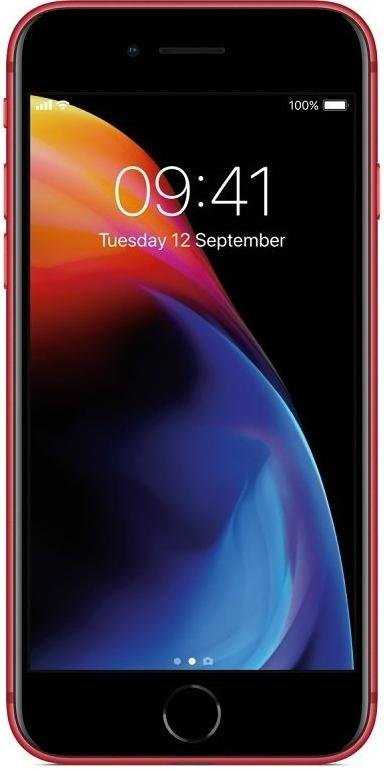 Смартфон Apple iPhone 8 64GB PRODUCT RED Special Edition (MRRM2FS/A)