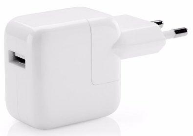 Зарядний пристрій Apple Power Adapter 12W for iPad MD836
