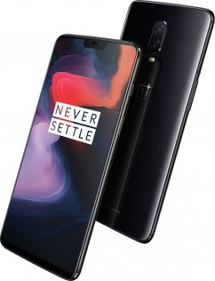Смартфон OnePlus 6 A6000 6/64GB Mirror Black