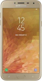 Смартфон Samsung Galaxy J4 2018 2/16GB SM-J400FZDDSEK Gold