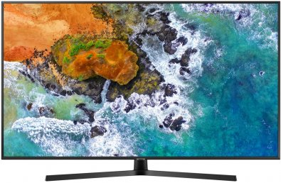 Телевізор LED Samsung UE55NU7400UXUA (Smart TV, Wi-Fi, 3840x2160)