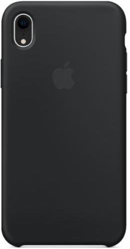 Чохол HCopy for iPhone Xr - Silicone Case Black (ASCXRBK)