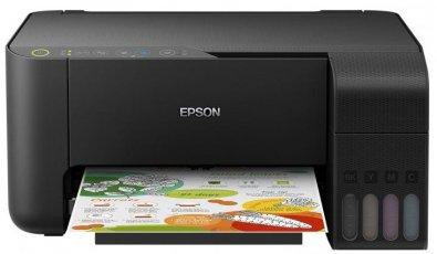 Багатофункціональний пристрій Epson L3150 with Wi-Fi C11CG86409