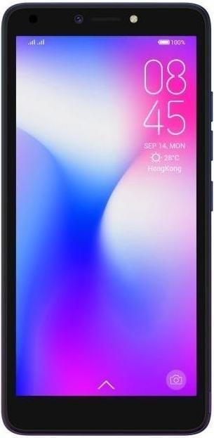 Смартфон TECNO POP 2F B1F 1/16GB Dawn Blue (4895180748981)